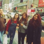 OUR STUDENTS EXPLORING NEW YORK, USA.